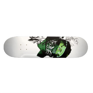 Bob Zombie Skateboard
