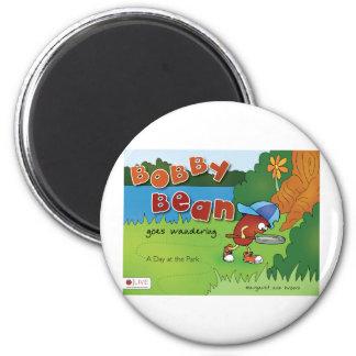 Bobby Bean Book Cover Magnet
