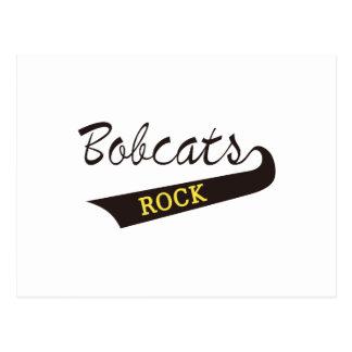 Bobcats Rock Postcard