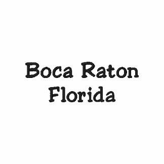 Boca Raton Florida FL Shirt - Customizable !!! Polo