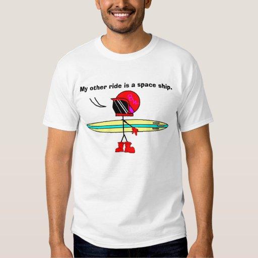 Boche, Spaceman Shirts