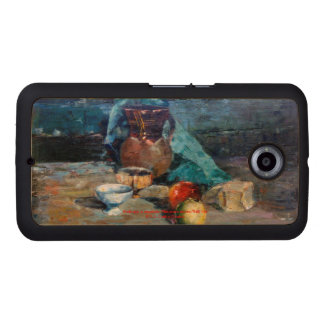 Bodegón to spatula/Natureza morta/Still life Wood Phone Case
