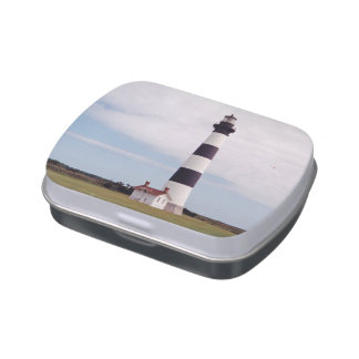 Bodie Island Lighthouse Jelly Belly Candy Tin