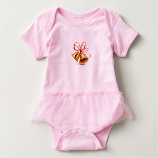 BODY FOR DRINKS WITH PINK BALLET TUTU. FashionFC Baby Bodysuit