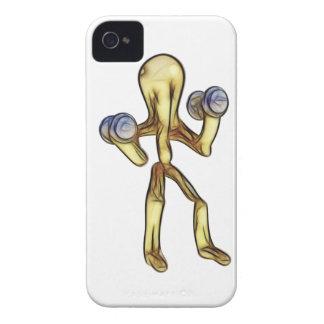 Bodybuilding iPhone 4 Covers