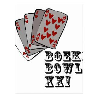 Boeke Bowl XXL Postcard
