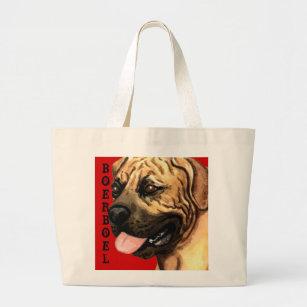 Boerboel Tote Bags | Zazzle co nz