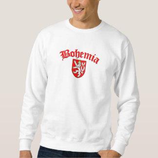 Bohemia Flag 1 (w/inscription) Sweatshirt