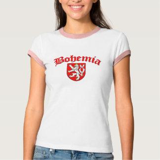 Bohemia Flag 1 (w/inscription) T-Shirt