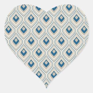 Bohemia Heart Sticker