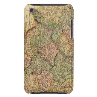 Bohemia, Moravia iPod Touch Case