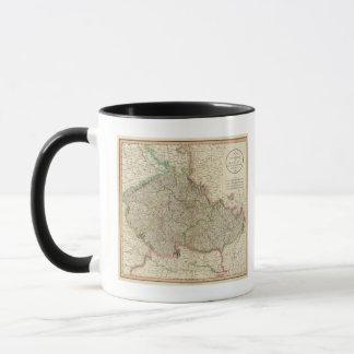 Bohemia, Moravia Mug