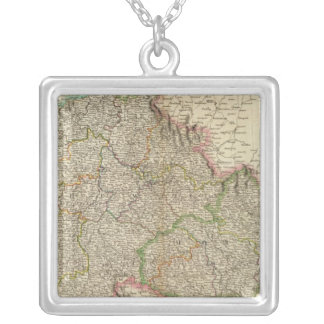 Bohemia, Moravia Silver Plated Necklace