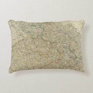 Bohemia, Silesia, Moravia, Lusatia Decorative Cushion