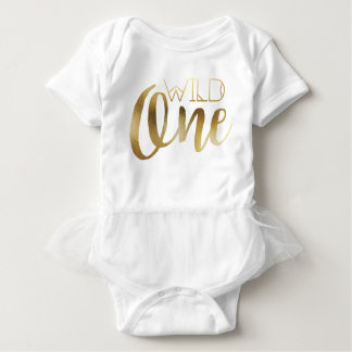 Bohemian Chic Wild One | Tribal Gold Foil T Shirts
