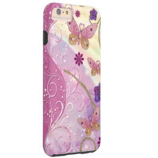 Bohemian Fairy Tale Folk Art Jeweled Tough iPhone 6 Plus Case