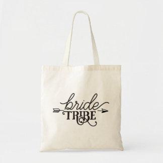 Boho Arrow Bride Tribe Tote Bag