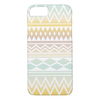 Boho Batik | Teal and Yellow iPhone 8/7 Case
