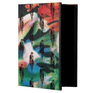 Boho flowers powis iPad air 2 case