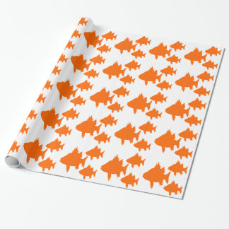 Bold Bass Wrapping Paper