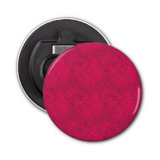 Bold Pink Texture Round Opener