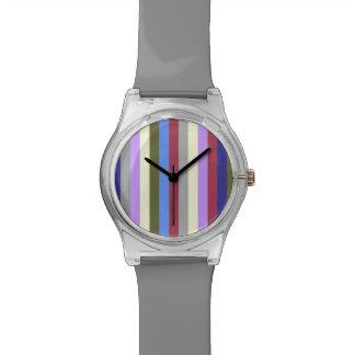 Bold Stripes Watch