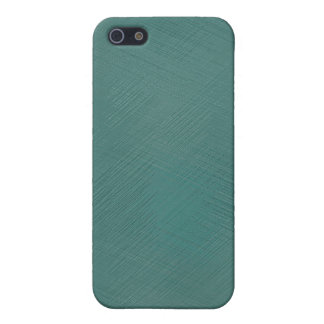 Bold Teal Green iPhone 5 Cases