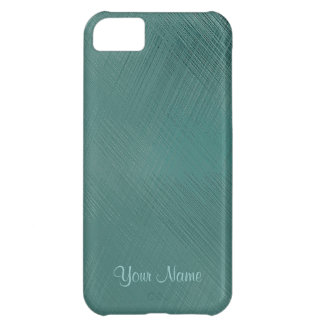 Bold Teal Green iPhone 5C Case