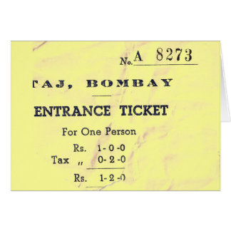 BOMBAY DOOR 2 CARD