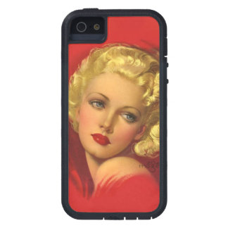 BOMBSHELL BAD GIRLS Retro Pin-Ups iPhone 5 Case