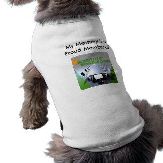 Bonanzle Boardroom Pet T-shirt My Mommie Is