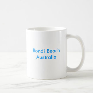 Bondi Beach Australia Coffee Mug