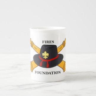 Bone China Logo Mug