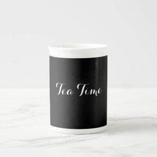Bone China Tea Time Mug