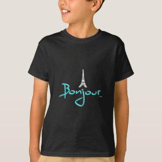 Bonjour (Hello) Paris T-Shirt