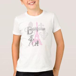 Bonjour Paris 2 Shirt