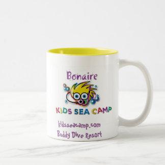 BonKSCLogo2, kidsseacamp.comBuddy Dive Resort Two-Tone Coffee Mug