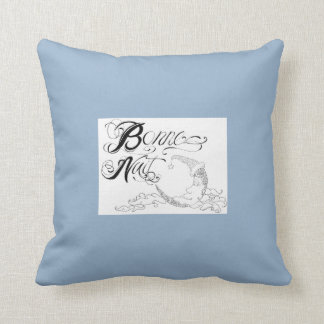 Bonne Nuit Nursery Pillow