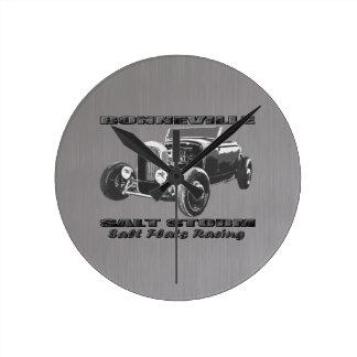 Bonneville Salt Flats Racing Clock