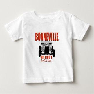 bonneville salt flats racing tee shirt