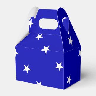 Bonnie Blue Flag Favour Box
