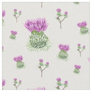 Bonnie Thistles Fabric