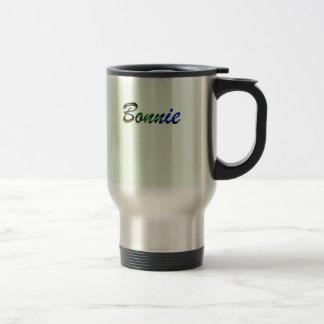 Bonnie's travel mug