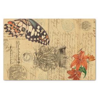 Bono Butterfly Decoupage Tissue Paper
