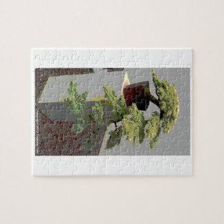 Bonsai garden jigsaw puzzle