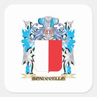 Bonuccello Coat of Arms Sticker