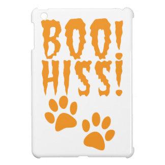 Boo Hiss! catty kitty foot prints iPad Mini Case