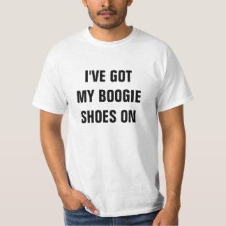 Boogie Shoes T-Shirt