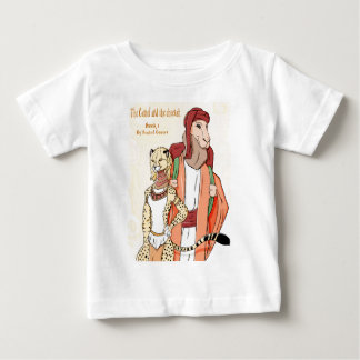 Book Cover Baby T-Shirt
