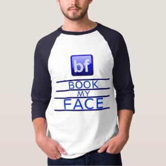 Book my Face T-Shirt